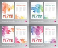 Commercial Flyers Modern Color Flyers Free Vector Download 25 360 Free Vector For