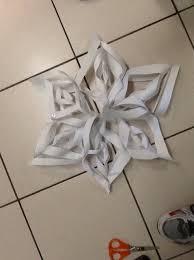 How To Make A 3d Snowflake How To Make A 3d Snowflake