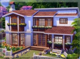 Small Picture 23 best Sims 4 houses images on Pinterest The sims Sims