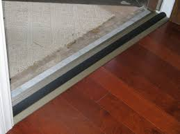 adhesive for marble threshold 4 rubber weather strip installed jpg