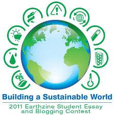 environmental sustainability essay topics