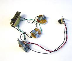 strat wiring harness strat wiring harness 7 way 250k
