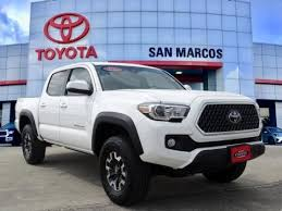 Used Toyota Sales in San Marcos, TX | Buy a Pre-Owned Toyota