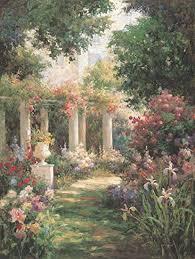 garden columns. Fine Garden Ancient Garden Columns By Vail Oxley  8u0026quot X 10u0026quot  Intended N