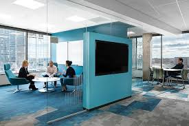 office floor design. A Silicon Valley Bank Meeting Area Is Designed To Foster Connections Between Teams Office Floor Design C