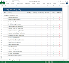 System Administration Guide Template Ms Word 9 Excels