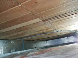 crawl space insulation.  Insulation Crawl Space Insulation To I
