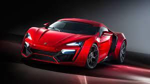 2017 W Motors Lykan Hypersport ...