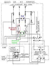 Wiring a contactor diagram