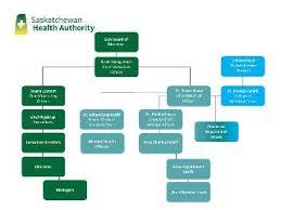 Saskatchewan Health Authority Organizational Chart Organizational Structure