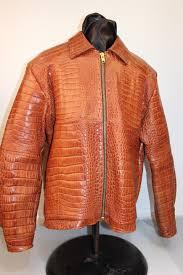 crocodile jacket