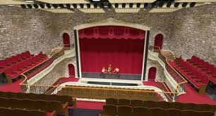 Going On Adventures Granbury Opera House Reopens In December