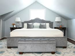 traditional bedroom ideas with color. Blue And Gray Bedroom Ideas Grey Color Scheme For Traditional With Bench . C