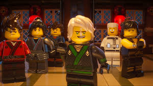 Review: 'The Lego Ninjago Movie' Sticks to the Instruction Manual - The New  York Times