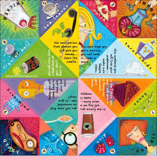 Origami Fortune Teller Or Cootie Catcher Origami Craft Kraftykid Fortune Teller Ideas