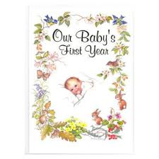 Baby Record Our Babys First Year