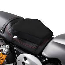 motorcycle seat comfort cushion