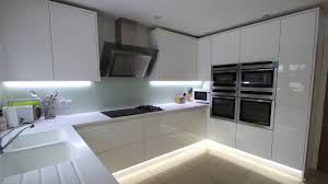 contemporary shaped kitchen layouts modern design
