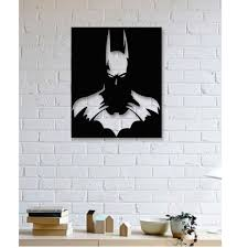 Thingiverse is a universe of things. Mdf Black Batman Laser Cut Wall Art Rs 500 Piece Print Point Id 21308990748