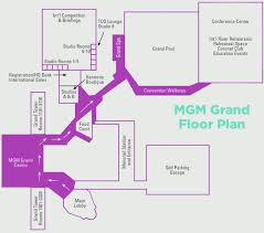 Mgm Grand Las Vegas Floor Plan