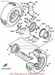 Fancy yamaha moto 4 wiring diagram illustration everything you