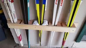 ski rack cross country ski rack