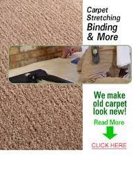 carpet repair services in houston