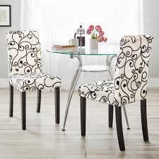White Wood Kitchen Table 2 Chairsfurniture For 18 Inch American