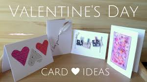 diy easy valentine s day cards creative valentine card ideas for boyfriend or girlfriend you