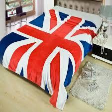 baby blanket kids blanket c fleece cartoon styles warm soft bedding set throws150x200cm new union jack british