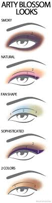 eyeshadow designs for diffe occasions