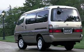 Toyota Hiace Wagon SUPER CUSTOM LIMITED 4WD AT 3.0 D 8PASS (1999 ...