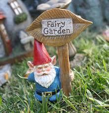 fairy garden enchanted garden gnome garden