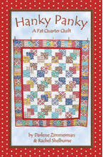 Quick and Easy Quilt Patterns & Click on the picture thumbnail to see it up close. Order Hanky Panky for  $8.00. This pattern is eligible for the first class shipping option. Adamdwight.com