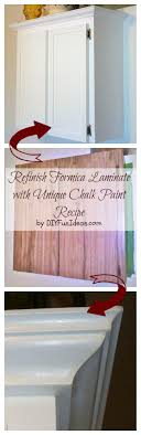 Paint For Laminate Cabinets 25 Best Ideas About Paint Laminate Cabinets On Pinterest