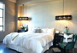 Bedroom Pendant Lights Hanging Incredible Lighting Decorating Idea