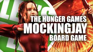 let s play the hunger games mockingjay