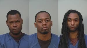 Police arrest 3 men, seize guns, drugs, other evidence in ...