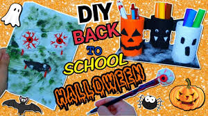 Back to school halloween quaderno zombie matita occhio portapenne