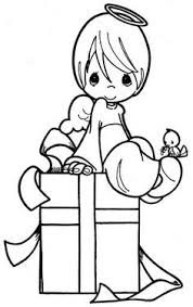 Small Picture Mom and baby coloring page precious moments Pinterest