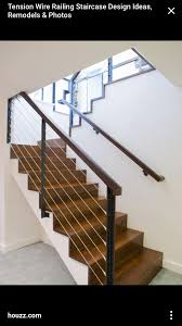 Staircase Side Railing Designs Attaches To The Side Of The Stairs So It Wont Damage The