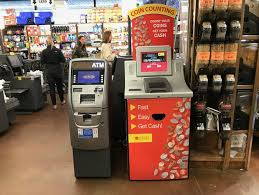 Vending Machine Not Taking Coins Extraordinary Coin Counting Machines Still Exist Which Banks Have Them