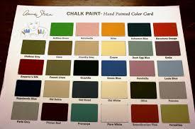 Annie Sloan Chalk Paint Colors Eco Chic Boutique Chalk