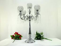rare chandelier candle holders wedding crystal table centerpiece crystal chandelier candle holder wedding decoration banquet supply