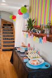 Diy Birthday Decorations Home Design Terrific Decoration Diy Birthday Party Diy Balloon