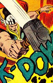 Sign up | Tumblr | Thor comic, Comics artwork, Marvel comics superheroes