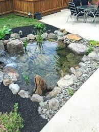 building garden pond above ground backyard fish pond waterfall koi water garden waterscapes water features aquascapes