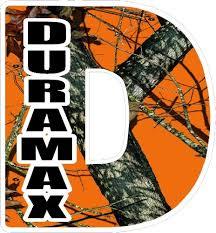 camo duramax diesel logo. Interesting Duramax Duramax Orange Camo Diesel Sticker Larger Decal 12 X 13 Intended Logo O