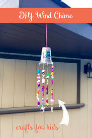 TheInspiredHome.org // DIY Wind Chime Craft for Kids