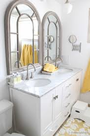 single sink vanity to double sink